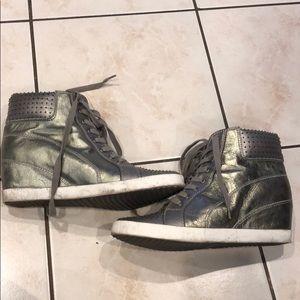 Splendid wedge sneakers